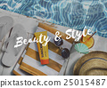 Beauty Style Fashion Text Concept 25015487