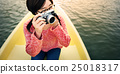 Boat Trip Traveling Holiday Photography Concept 25018317