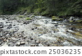 A River Flows Over Rocks 25036235