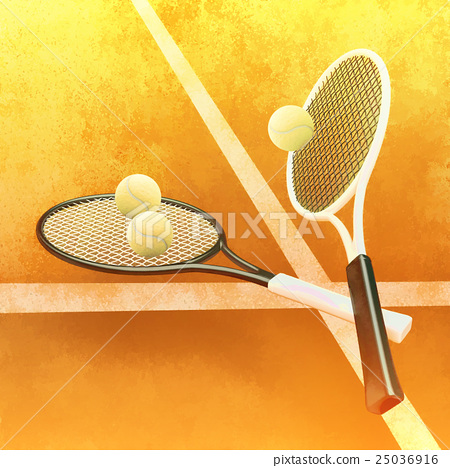 Balls,  and, rackets  25036916