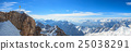Zugspitze top of Germany panorama 25038291