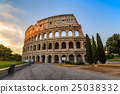 Colosseum, Rome, Italy 25038332