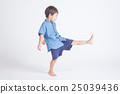 Blue clothes children 25039436