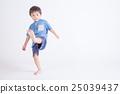 Blue clothes children 25039437