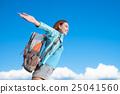 背包客 女性 女 25041560