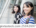 friend, traveler, women 25042697