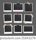photo, frame, paper 25043276