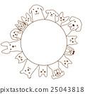 dog, dogs, cat 25043818