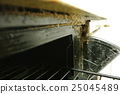Real! ! Dirty kitchen dirt on IH grill 25045489