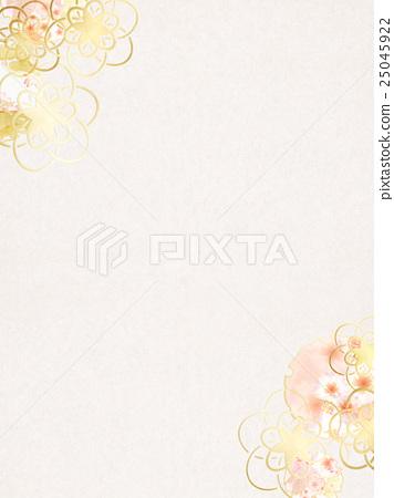 背景 图案 日式 25045922