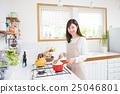 廚房 烹飪 食物 25046801