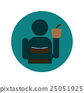 Back to School and Education Vector Flat Design 25051925
