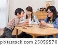 ความเป็นพ่อแม่,ภาพวาดมือ ครอบครัว,เด็กผู้ชาย 25059570