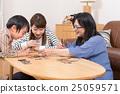 ความเป็นพ่อแม่,ภาพวาดมือ ครอบครัว,เด็กผู้ชาย 25059571