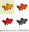 Gold fish collection 25062085