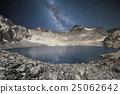 star, mountain, sky 25062642