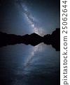 star, lake, galaxy 25062644