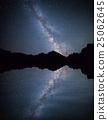 star, lake, galaxy 25062645