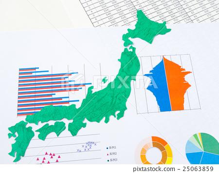 저출산 고령화 일본지도 데이터 인구 피라미드 그래프 통계 25063859