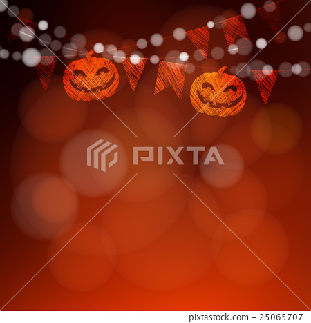Halloween or dia de los muertos greeting card stock illustration halloween or dia de los muertos greeting card m4hsunfo