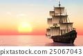 sail boat, sailboats, sailer 25067043
