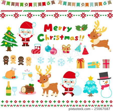 聖誕節期 聖誕時節 聖誕節 25067087