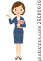 여성, 여자, 정장 25080916