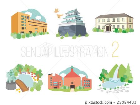 Sendai Illustration 2 25084433