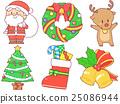 크리스마스 세트 25086944
