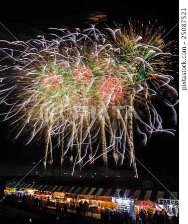 Nagano Ebusu Flame Fire Competition Star Mine 25087521