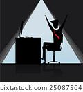 businessman, business, work 25087564