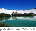 Turkish World Heritage Site Pamukkale 25096531