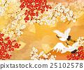 日式 日式圖案 折扇 25102578