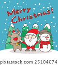 Merry christmas day 25104074