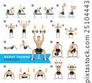 運動 練習 鍛鍊 25104443
