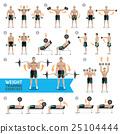 運動 練習 鍛鍊 25104444