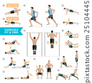 運動 練習 鍛鍊 25104445