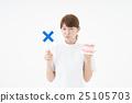 女性 牙科衛生學家 牙科 25105703