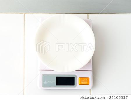 Kitchen scale scale desktop scale 25106337