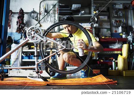 斜坡自行車維修 25106719