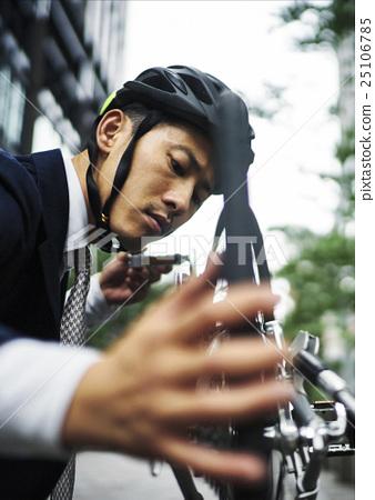 商人自行車維修 25106785