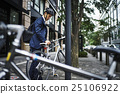 gents, bicycle parking, bycicle 25106922