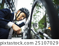 商人自行車維修 25107029