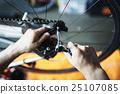 메신저 자전거 정비 25107085