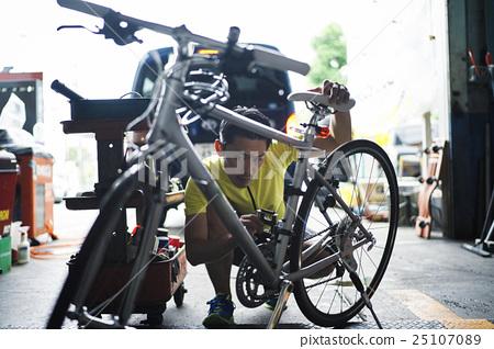 斜坡自行車維修 25107089