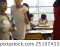 小學生 教師 老師 25107433