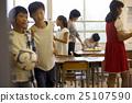 小學生 教師 老師 25107590