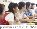 Elementary school class image 25107650