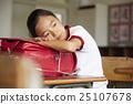 少女 麻烦 教室 25107678