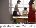 小學生 教師 老師 25107817